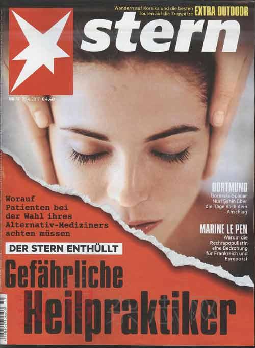 德国明星周刊《Stern》