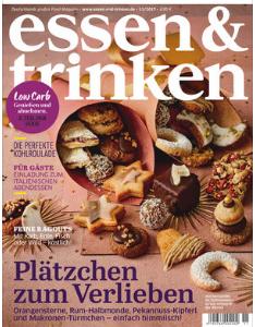 《ESSEN & TRINKEN》德国美食杂志