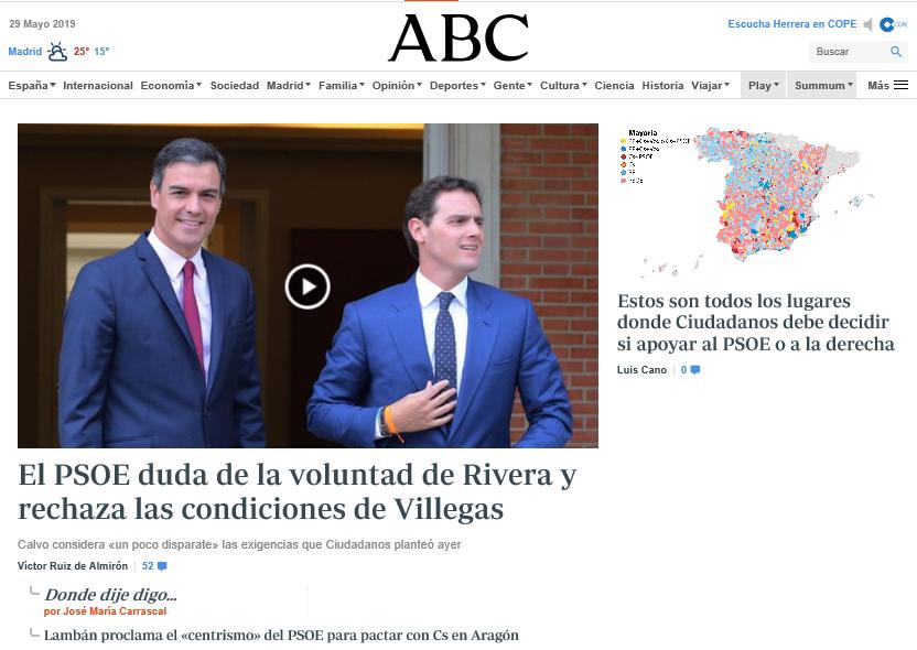 《ABC》报