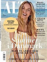 《ALT FOR DAMERNE》丹麦时尚周刊