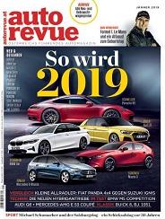 《AUTO REVUE》汽车杂志