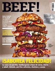 《BEEF》杂志