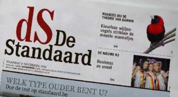 《DE STANDAARD》报