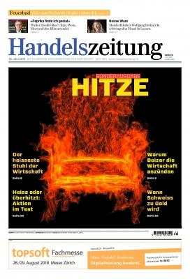 《HANDELSZEITUNG》商业杂志