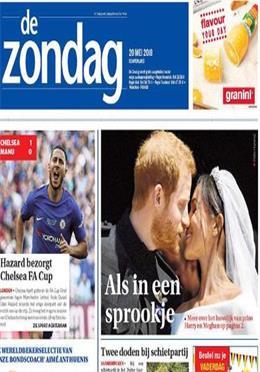 《DE ZONDAG》报