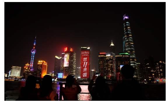上海户外广告大屏投放