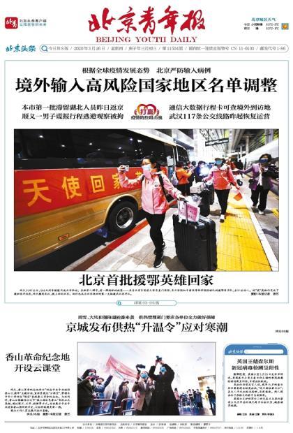 北京青年报新媒体