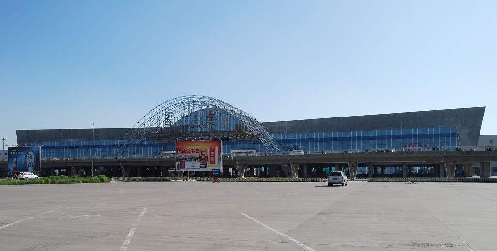 太原武宿国际机场灯箱广告