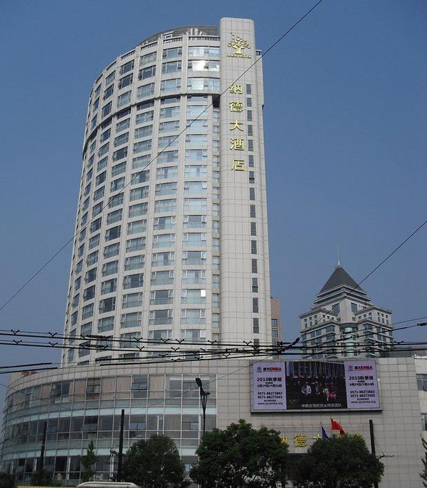 杭州纳德大酒店LED屏广告
